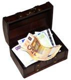 Dinheiro do Euro Fotos de Stock