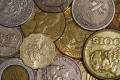 Dinheiro do mundo Fotos de Stock
