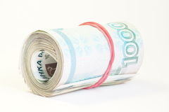 Dinheiro do russo Imagem de Stock Royalty Free