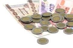 Dinheiro do TH Fotos de Stock Royalty Free