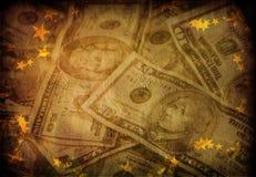Dinheiro dos E.U. fotografia de stock royalty free