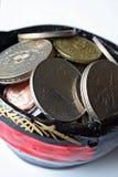 Dinheiro e riqueza Fotografia de Stock Royalty Free