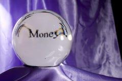 Dinheiro em seu futuro Imagem de Stock