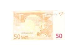 Dinheiro europeu Fotografia de Stock