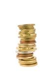 Dinheiro europeu Fotografia de Stock Royalty Free