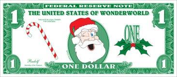Dinheiro falsificado Foto de Stock Royalty Free