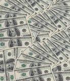 Dinheiro grande Fotografia de Stock