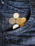 . Dinheiro húngaro da moeda da forint (HUF) Fotografia de Stock Royalty Free