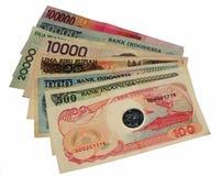 Dinheiro indonésio Imagem de Stock