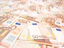 Dinheiro infinito Foto de Stock Royalty Free