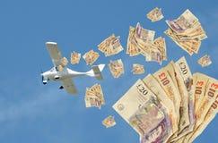 Dinheiro livre para tudo Fotos de Stock Royalty Free