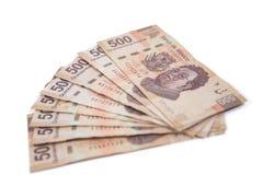 Dinheiro mexicano imagens de stock royalty free