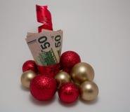 Dinheiro para você Imagens de Stock
