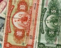 Dinheiro peruano velho imagens de stock royalty free