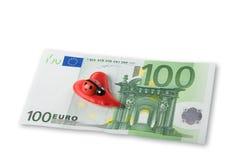 Dinheiro-presente Fotografia de Stock Royalty Free