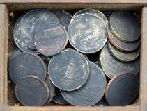 Dinheiro preto foto de stock