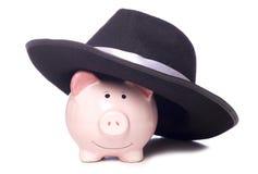 Dinheiro sábio Imagens de Stock