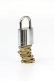 Dinheiro seguro Imagem de Stock Royalty Free
