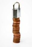 Dinheiro seguro fotografia de stock royalty free