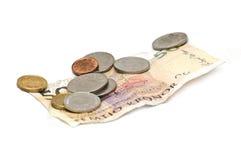Dinheiro sueco Fotografia de Stock
