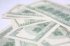 Dinheiro - USD Imagens de Stock