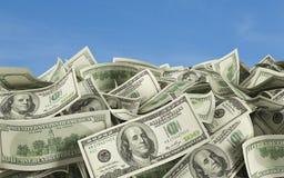 Dinheiro - USD Foto de Stock Royalty Free