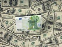 DINHEIRO (veja mais em minha carteira) Foto de Stock Royalty Free