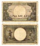 Dinheiro velho Foto de Stock
