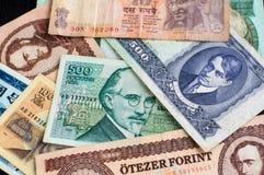 Dinheiro velho Fotos de Stock
