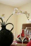 dinign stół Obrazy Royalty Free
