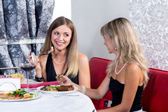 Dining Stock Photo