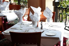 Dining Stock Photography