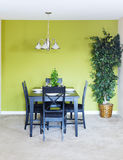 Dining area royalty free stock image