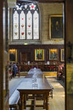 Dining Balliol College Royalty Free Stock Photo