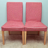 Dining chairs Royalty Free Stock Photography