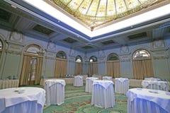 Dining hall Stock Image