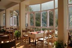 Dining Hall Royalty Free Stock Photo