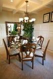 dining interior room Στοκ εικόνα με δικαίωμα ελεύθερης χρήσης