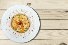 Dining Pasta Stock Images