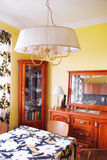 Dining-room stock images