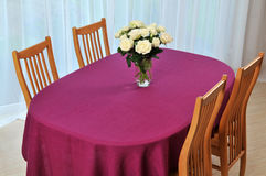 Dining room Royalty Free Stock Photography