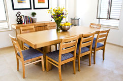 Dining room Royalty Free Stock Photo