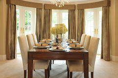 Dining Room Stock Photos