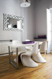 Dining room. In an elegant house Stock Photography