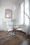Dining room elegant and modern