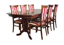 Dining room furniture Royalty Free Stock Image
