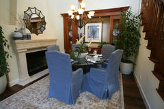 Dining Room Interior Royalty Free Stock Image