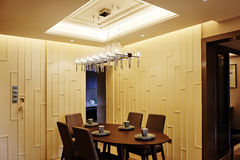 home dining room Royalty Free Stock Photo
