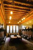 Dining room at Mohammed Ali Palace - Cairo, Egypt Stock Photography