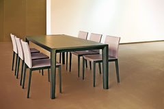 Dining set Stock Photos
